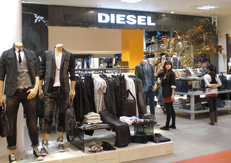 There currently are guests and members online. Add a touch of sunshine to your wardrobe with Diesel Online Store. Exquisite Diesel Tops Womens Cheap Deals will .