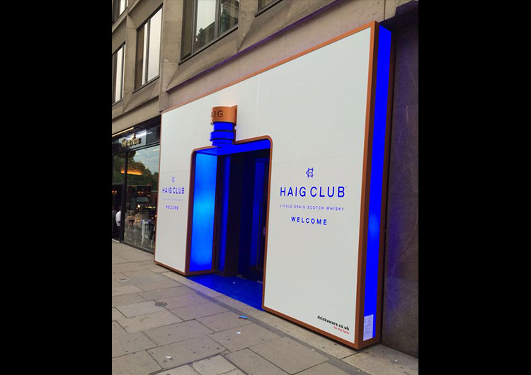 Leckenby Associates The Haig Club